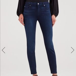 7 for All Mankind The Skinny denim jeans